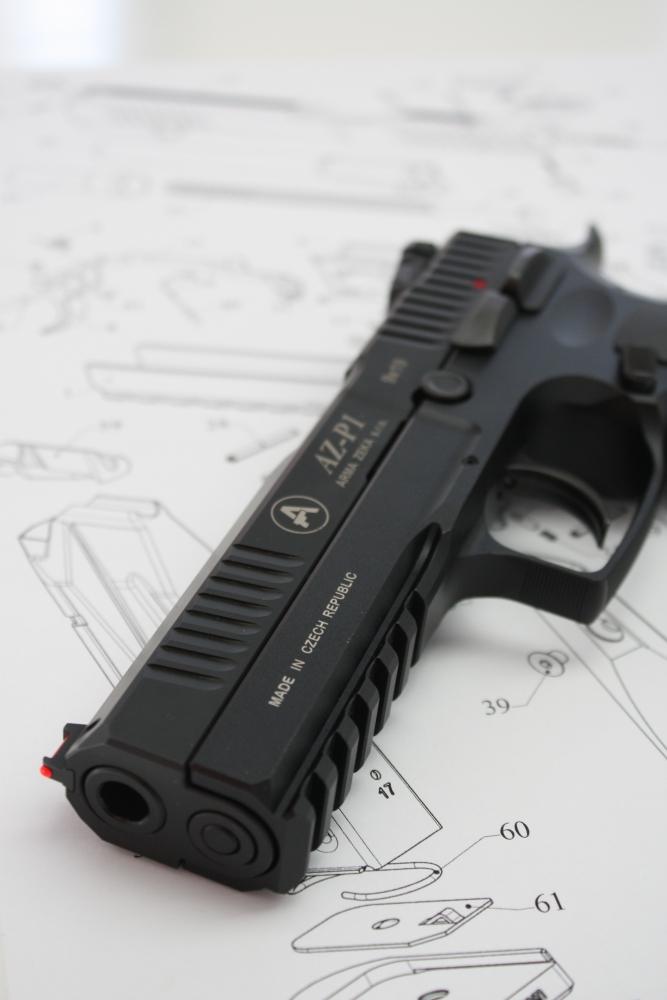 ARMA ZEKA | Sport Pistol